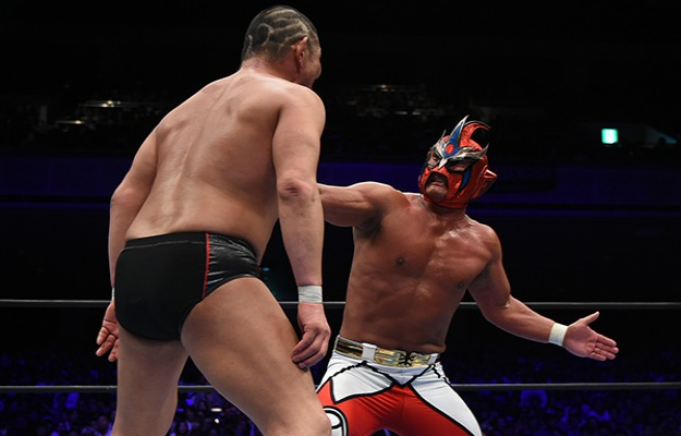 NJPW Kings of Pro Wrestling 2019
