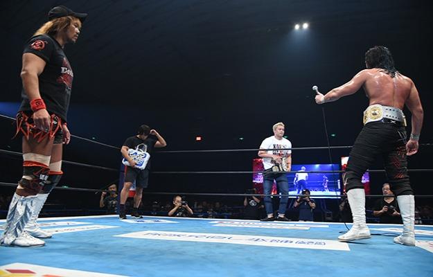 NJPW Power Struggle