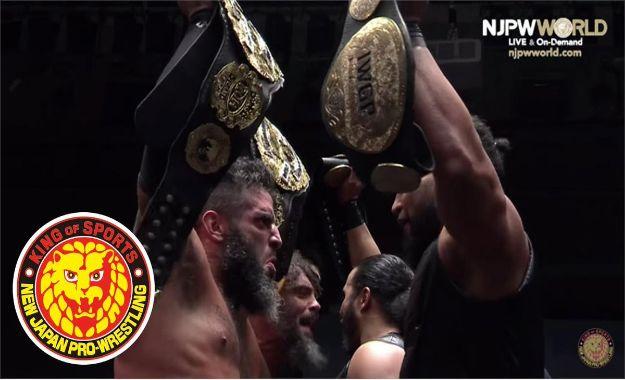 NJPW ROH