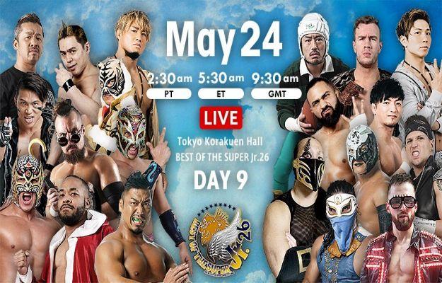 NJPW Resultados