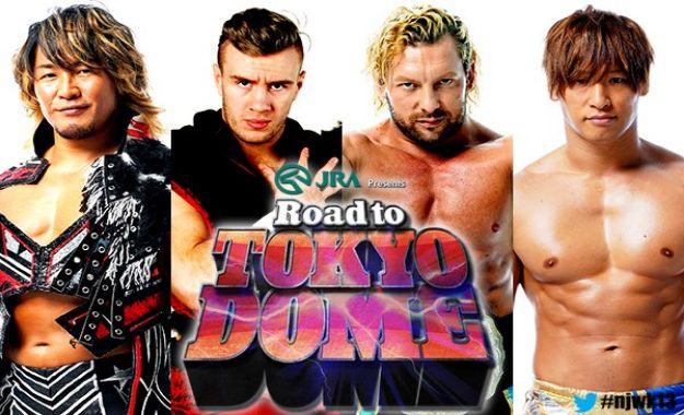 NJPW Road to Tokyo Dome