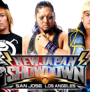NJPW Showdown