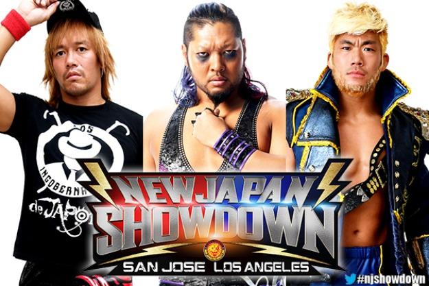 NJPW Showdown