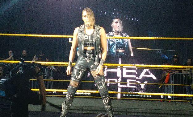 NXT 1 de marzo