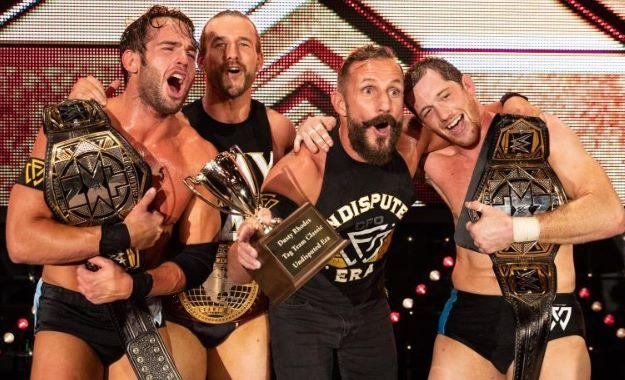 WWE noticias NXT 11 de Julio