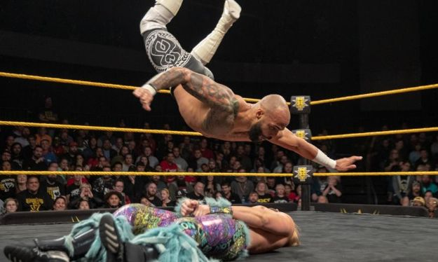 NXT 12 diciembre