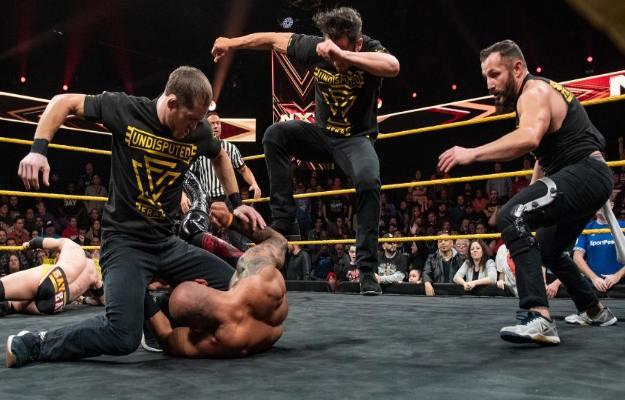 NXT 13 de Febrero