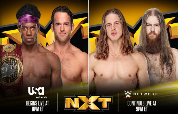 NXT 18 septiembre previa
