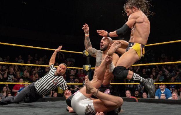 NXT 20 de marzo