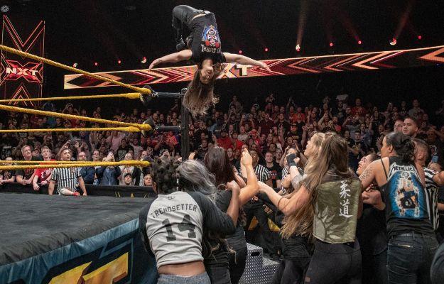 NXT 3 de abril