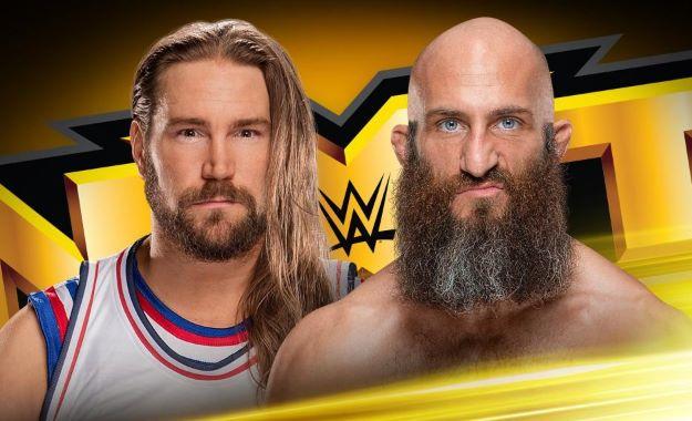 WWE noticias NXT