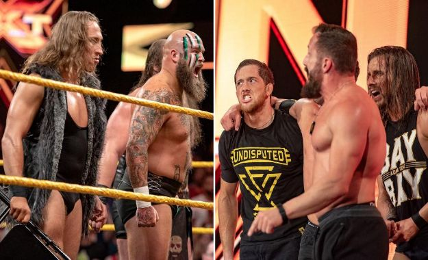 NXT 31 de octubre