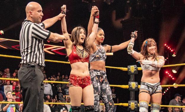 NXT 6 de febrero