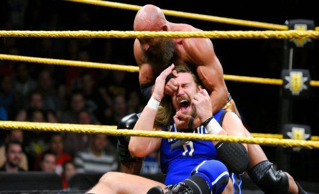 NXT 9 de mayo