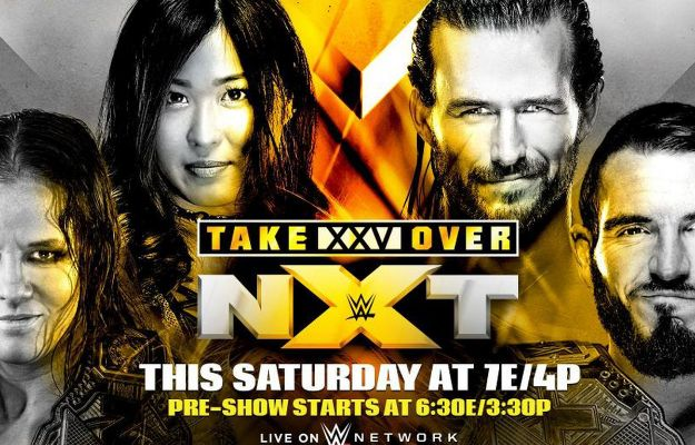 NXT TAkeover 25