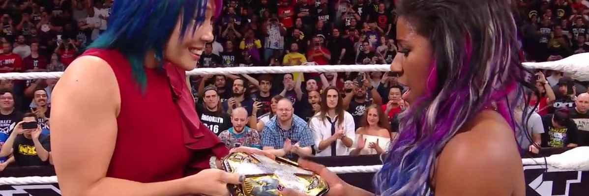 NXT TakeOver WarGames Ember Moon
