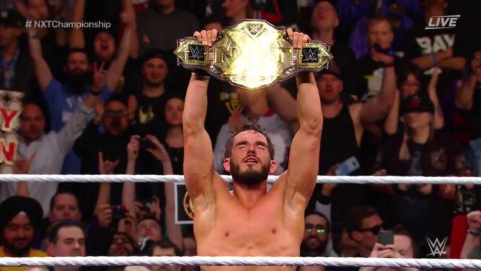 NXT Takeover New York Johnny Gargano es el nuevo NXT Champion