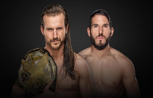 NXT Takeover Toronto - Adam Cole vs. Gargano