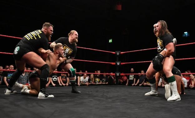 NXT UK 14 de Noviembre (Cobertura y resultados en directo)