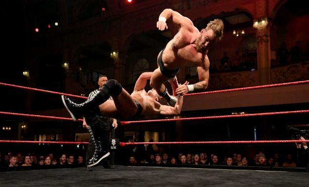 NXT UK 30 de enero resultados
