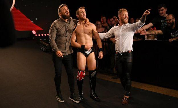 NXT UK 5 de Diciembre (Cobertura y resultados en directo)