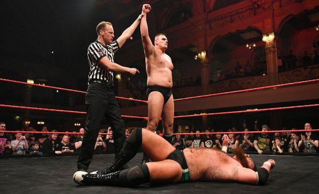 NXT UK 6 de febrero