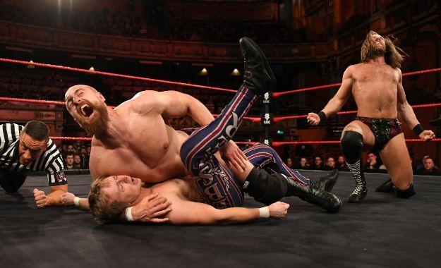 NXT UK 9 de enero