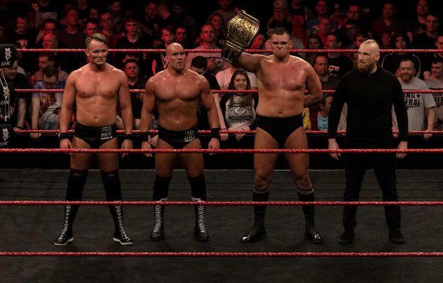 NXT UK Resultados