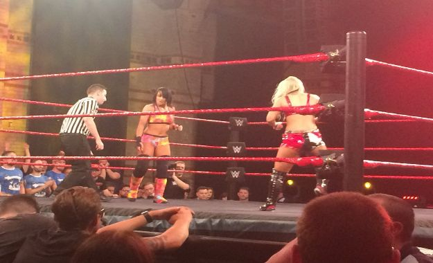 NXT UK Tapings