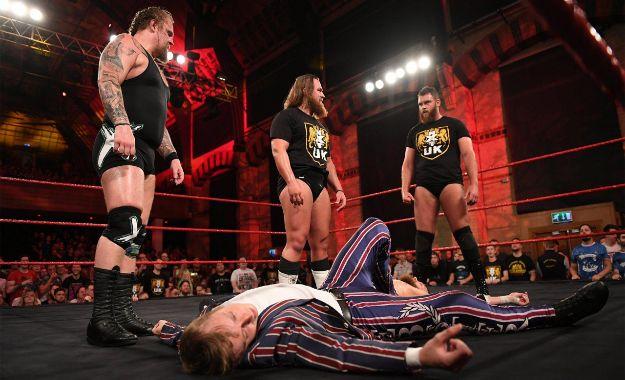 NXT UK del 31 de octubre