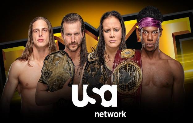 NXT USA Network