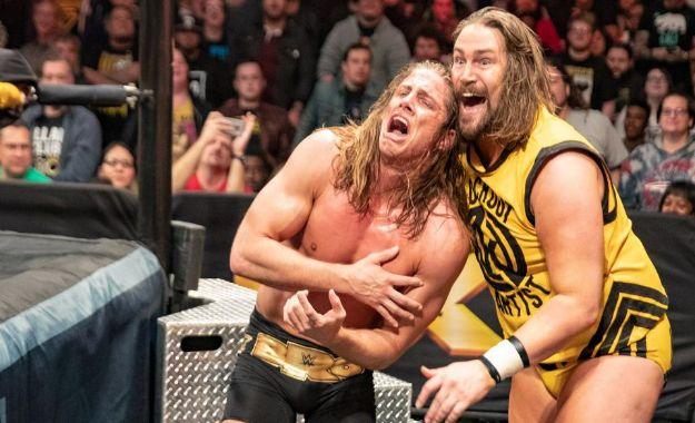 NXT del 2 de enero