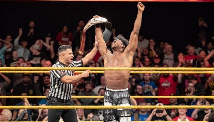 NXT del 20 de febrero