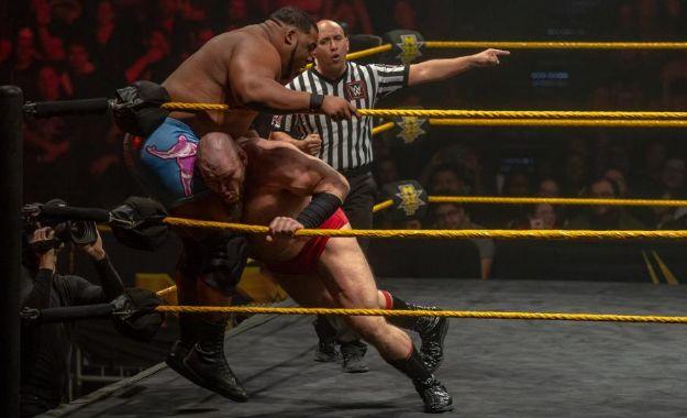 NXT del 28 de noviembre