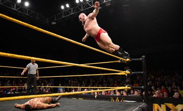 NXT del 3 de octubre