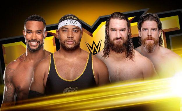 NXT del 30 de enero