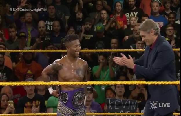 WWE NXT en vivo 9 de Octubre - Cobertura y Resultados