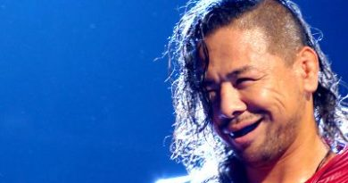 Nakamura WWE