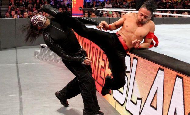 WWE noticias nakamura
