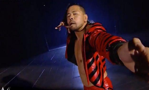 New Japan quiere el regreso a Japón de Shinsuke Nakamura