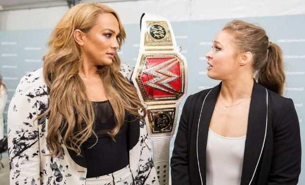 Nia Jax está preocupada por Ronda Rousey y su estado en WWE