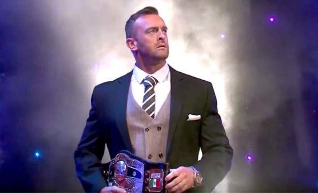 Nick Aldis dice que Triple H es bienvenido a NWA a una oportunidad por el título mundial