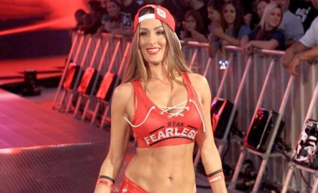 Nikki Bella gana un premio a la mejor estrella de un reality
