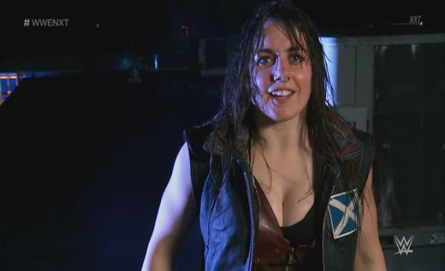 Summerslam Nikki Cross Sanity