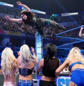 Nikki Cross WWE Smackdown