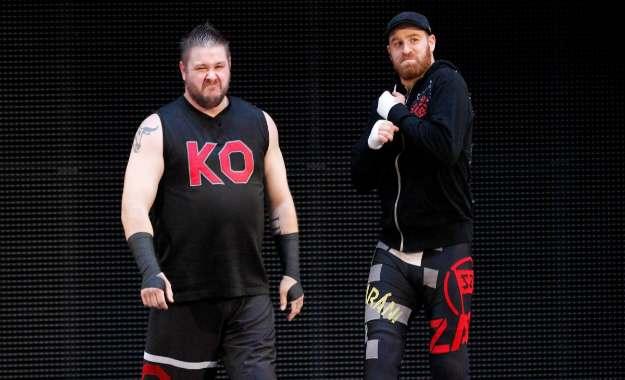 Novedades sobre el regreso de Kevin Owens y Sami Zayn
