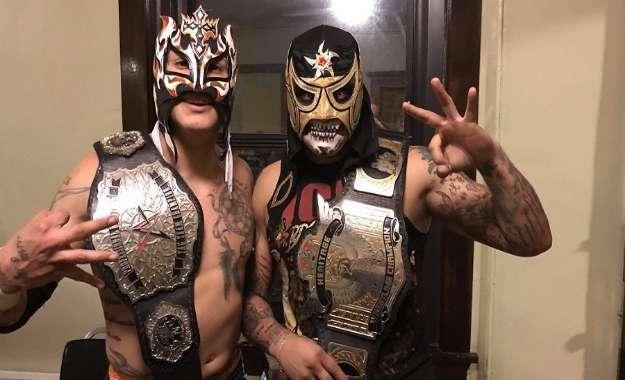 Novedades sobre la posibilidad de que Fenix y Pentagon Jr. lleguen a WWE