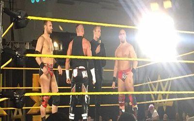 Nueva Facción NXT