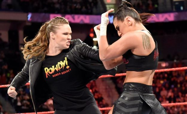 WWE noticias Nueva storyline de Ronda Rousey