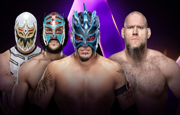 Nuevo combate handicap para Super ShowDown